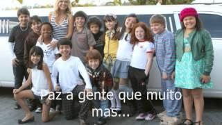 Carrossel - Sonhos pra quem quiser - (Simony) - Legendas/Letras