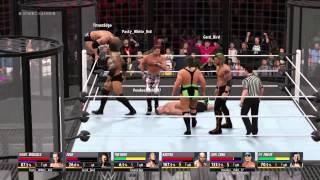 WWE 2K16 Online Gameplay