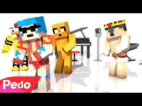 😍CHI-CHIRIBIQUI: #CoMPaS 🎵 PARODIA MUSICAL ANIMADA  MINECRAFT 🎤 ESPECIAL UN MILLÓN DE CHIRIBIQUIS