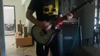 Band-Maid - Choose Me rhythm guitar cover