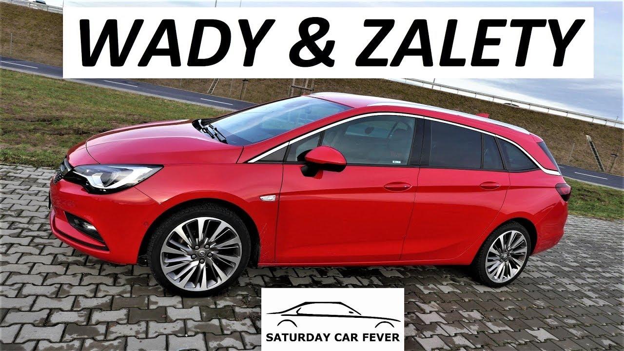 Opel ASTRA 1.4 150KM – Wady & Zalety -TEST PL