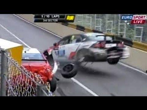 Motorsport crashes - The Best Red Flag Crashes 2013