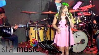 MORISSETTE AMON - Akin Ka Na Lang LIVE @ KRIS TV