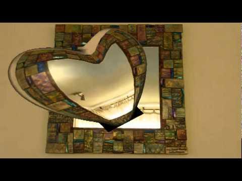 espejos mosaico