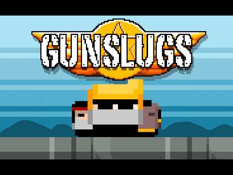 Gunslugs - Android / iOS GamePlay Trailer