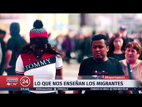 Reportajes 24: Lo que nos enseñan los migrantes