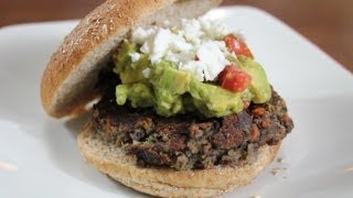Black Bean And Quinoa Burger Recipe