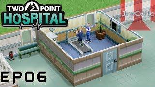 Two Point Hospital - EP06 - Lower Bullocks - Level 10 Hospital