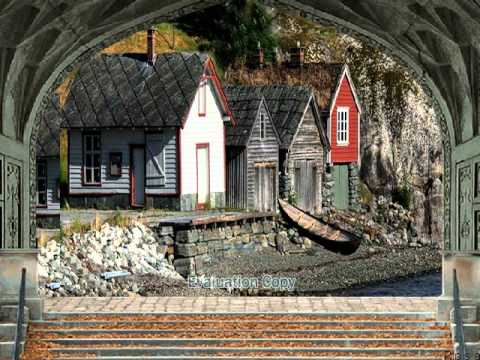 Boottocht door de Fjorden.wmv