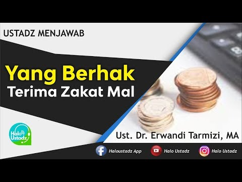 Zakat 2,5% dari Gaji dibawah 5 Juta - Ustadz Dr. Erwandi Tarmizi, M.A