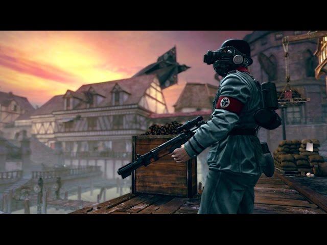 Wolfenstein: The Acceptable Enemy