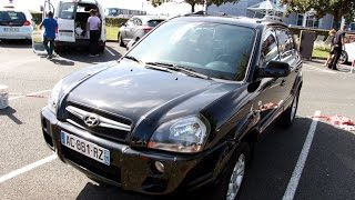 Essai Hyundai Tucson (2004-2010)
