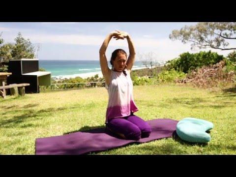 Straddie Backyard Yoga & Pilates - Circle of Joy - with Lisa Iselin