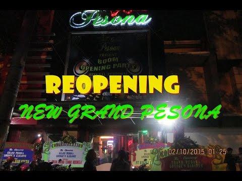 LAPANPAT    Reopening Grand Pesona Karaoke Malang #2