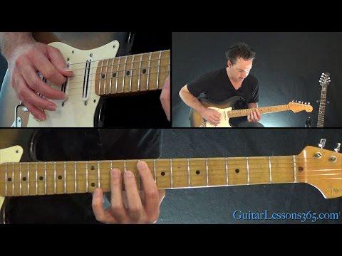 Nirvana - Territorial Pissings Guitar Lesson
