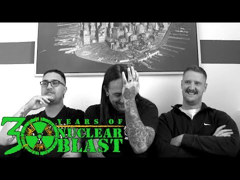 THY ART IS MURDER - Extreme Metal Tour Bus Essentials (OFFICIAL INTERVIEW)