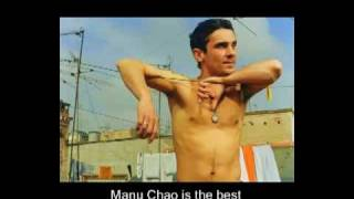 Manu Chao - Malegria with lyrics