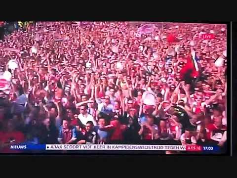 Ajax Landskampioen 2013