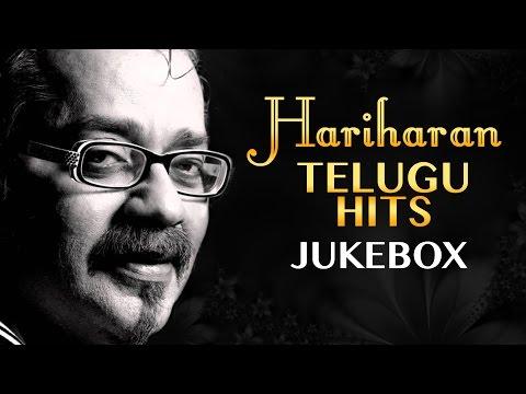 Hariharan Telugu Hits || Jukebox || Telugu Songs
