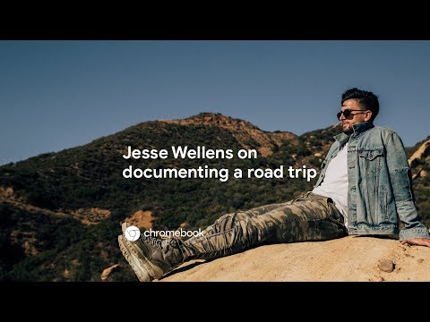 Documenting A Road Trip with Jesse Wellens