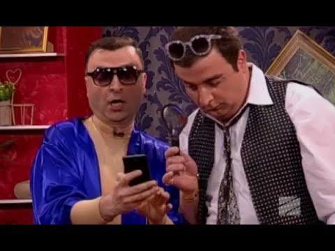 სურამელაშვილი დააყაჩაღეს SUPER სკეტჩი 12 აპრილი 2015 Comedy Show Komedi Shou კომედი შოუ 12 Aprili S