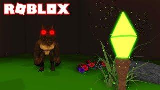 THE LOBO MAN AND NEW POWERS! 🐺 Roblox Wizard Simulator