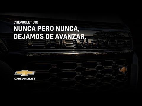 Nueva Chevrolet S10 – LANZAMIENTO