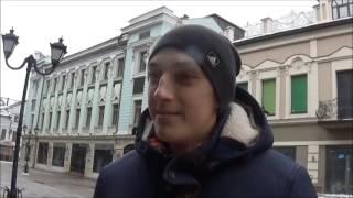 """Видеостудия """"Третья школа"""" г. Инза -клип шерстяной носок"""