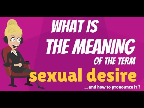 Meaning of sexualy repressed