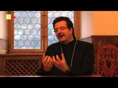 Abt Christian zum Grundeinkommen