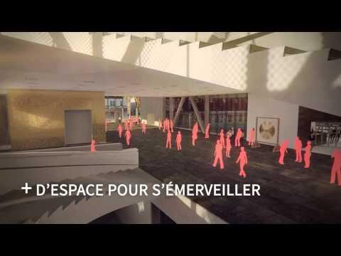 + D'ESPACE POUR L'ART - MNBAQ Musée national des beaux-arts du Québec