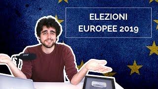 ELEZIONI EUROPEE 2019 (SPIEGATE FACILE)