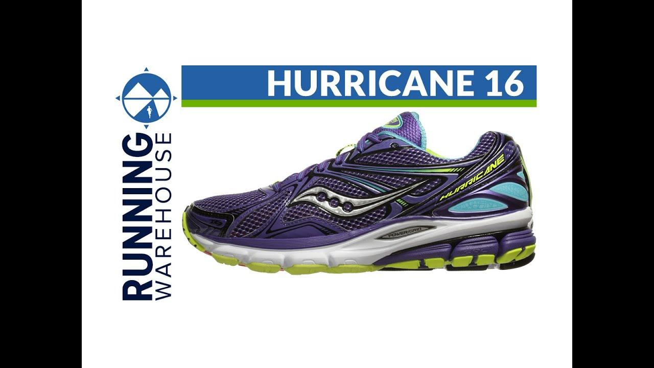 womens saucony hurricane 16