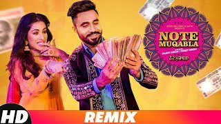 Note Muqabla (Remix) | Goldy Desi Crew ft Gurlej Akhtar | Sara Gurpal | Latest Songs 2018