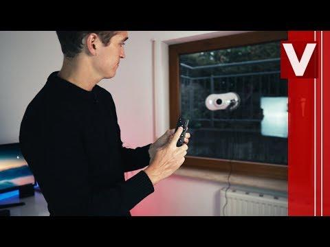 Ein Fenster Reinigungsroboter Für 100€ Im Test - Venix