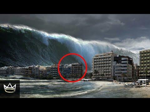 World Biggest Tsunami Ever *TSUNAMI in Japan 2011 6th Anniversary - Complete Edition #2