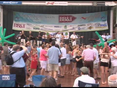 Eric and The Chill Tones Montage (BB&T Beach Music in The Park)