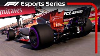 F1 Esports 2018