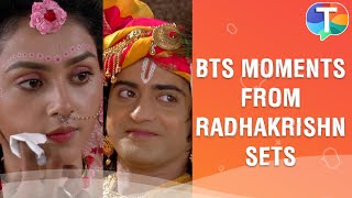 RadhaKrishn BTS moments: Sumedh Mudgalkar talks about the show's success, love from fans & more