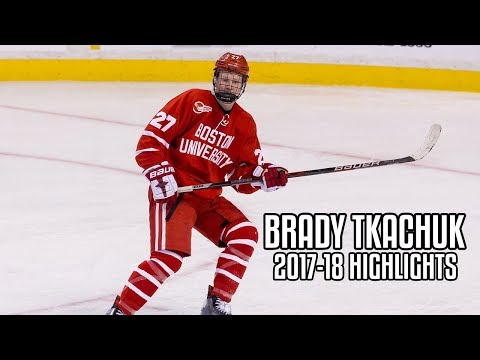 Brady Tkachuk | 2017-18 Highlights