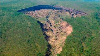 Na Syberii powstają tajemnicze kratery [Pixel]