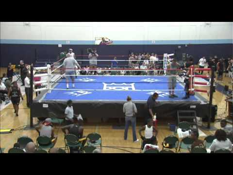 PBSO and NFL WR Anquan Boldin Support PAL Boxing Event