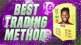 BEST TRADING METHOD IN FIFA 19 !!!! MAKE EASY COINS WITH THIS FILTER !!! ( FIFA 19 TRADING METHODS )