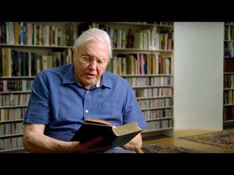 Sir David Attenborough Reads Charles Darwin | #Attenborough90 | BBC