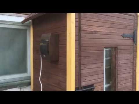Электростатическая коптильня 3 в 1 (холодное, горячее и электростатическое копчение)