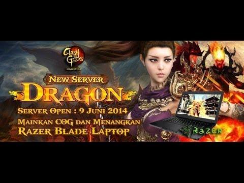 Clash Of Gods Indonesia - New Server