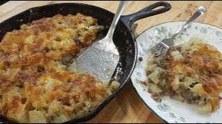 Hamburger Casserole - 100 Year Old Recipe - (Re-Dux) - The H...