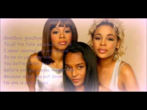 TLC ~ Case of the Fake People ~ Lyrics
