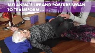 Download Video How Yoga for Scoliosis Helped an 86-year-old Woman Transform Her Body | New York Post MP3 3GP MP4