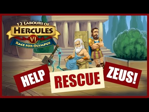 12 Labours of Hercules VI: Race for Olympus Youtube Video